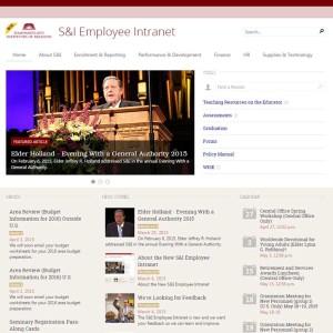 sharepoint employee intranet