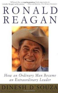 Book Cover: Ronald Reagan: How an Ordinary Man Became an Extraordinary Leader