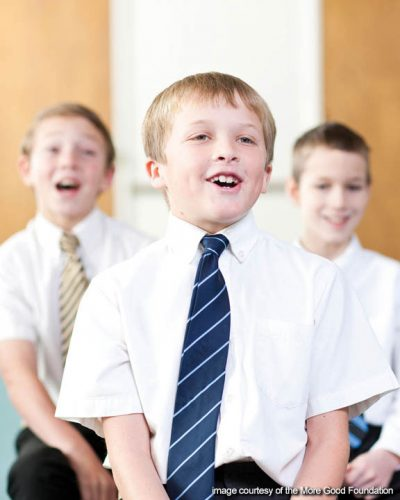 lds primary boys singing